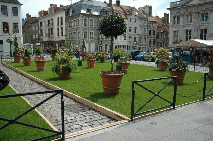 2007 – Recpots verts seaux