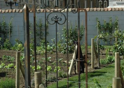 jardin éphémère 2008 jardin et potager