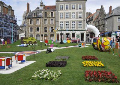 jardin éphémère 2012 pompompidou