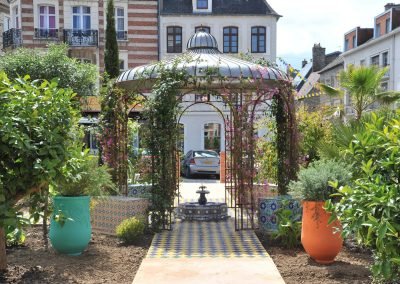 jardin éphémère 2014 parfum de paradis