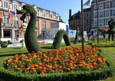 jardin éphémère 2017 Boulogne fait son cinéma