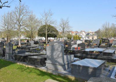 cimetière de l'est
