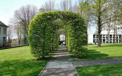 Le jardin de la sous-Préfecture