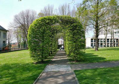 jardin de la sous prefecture