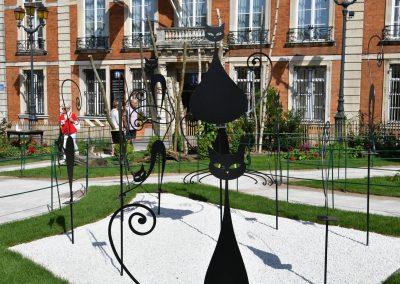 jardin éphémère 2019