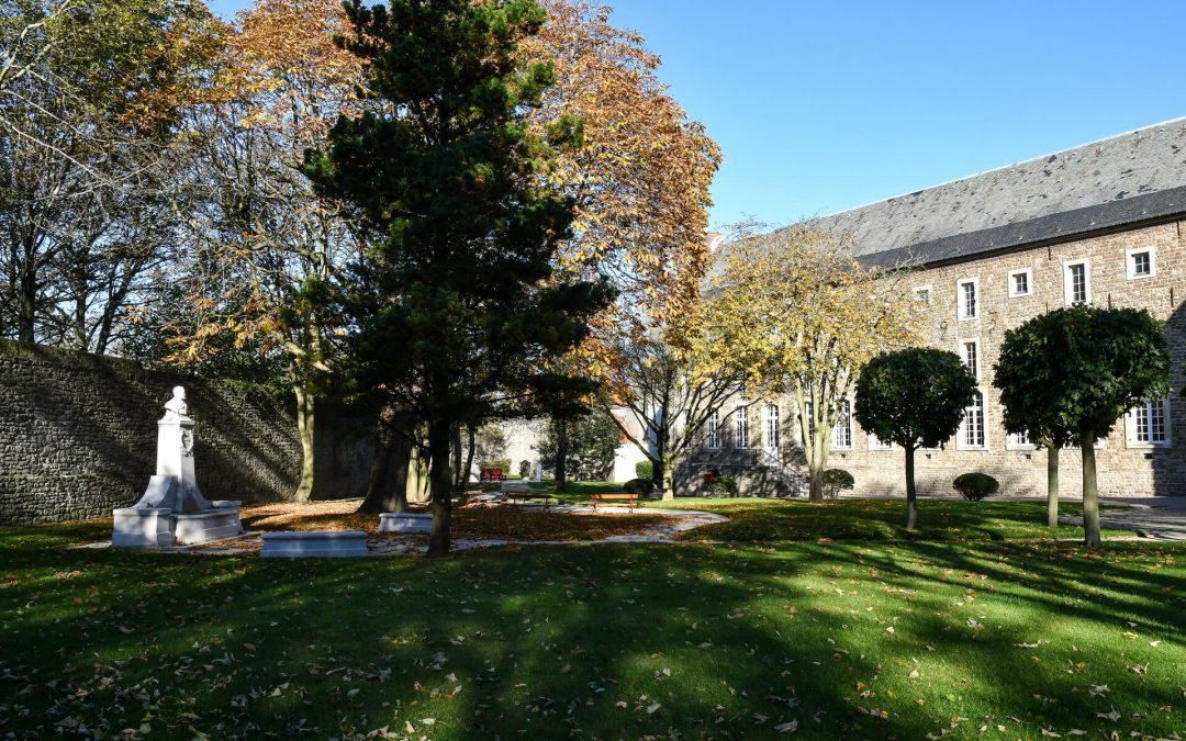 Le jardin Valentine Hugo