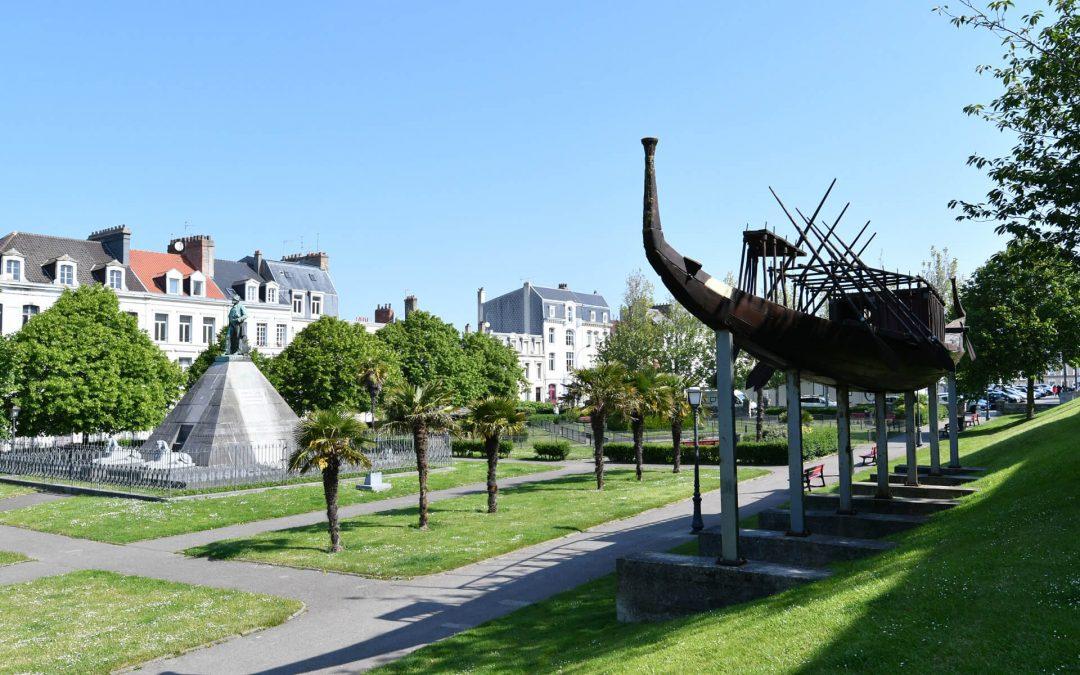 Le square Mariette
