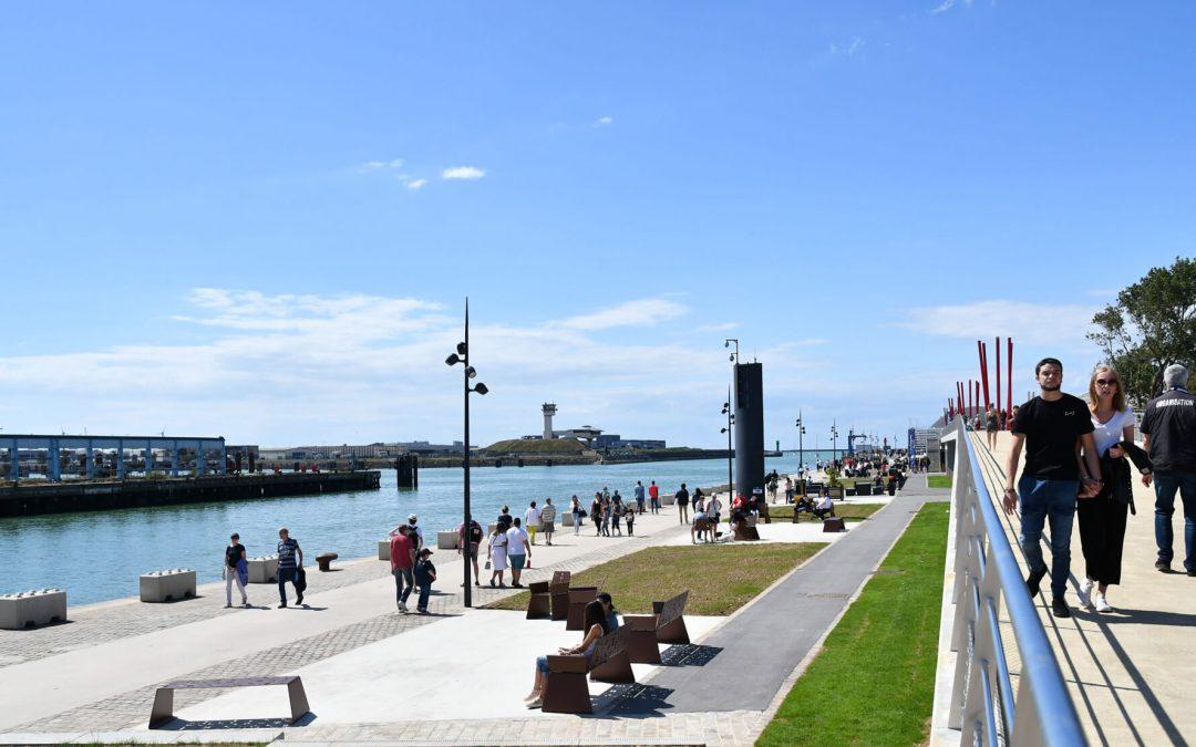 Jardins du grand Nausicaà – Profitez d'un nouveau lieu de balade face à la mer !